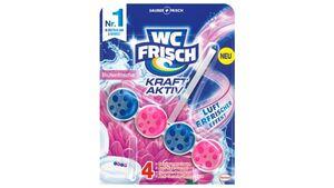 WC Frisch Kraft-Aktiv Duftspüler Blüten-Frische