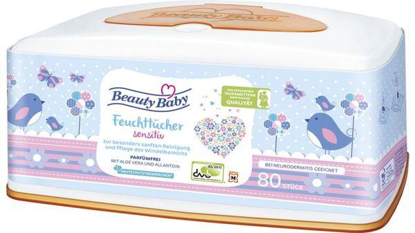 Beauty Baby Comfort-Feuchtt. Sensitiv Box