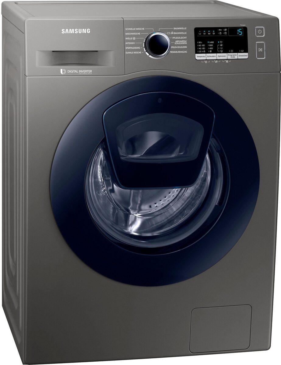 Bild 1 von Samsung Waschmaschine WW7EK44205X, 7 kg, 1400 U/Min, AddWash