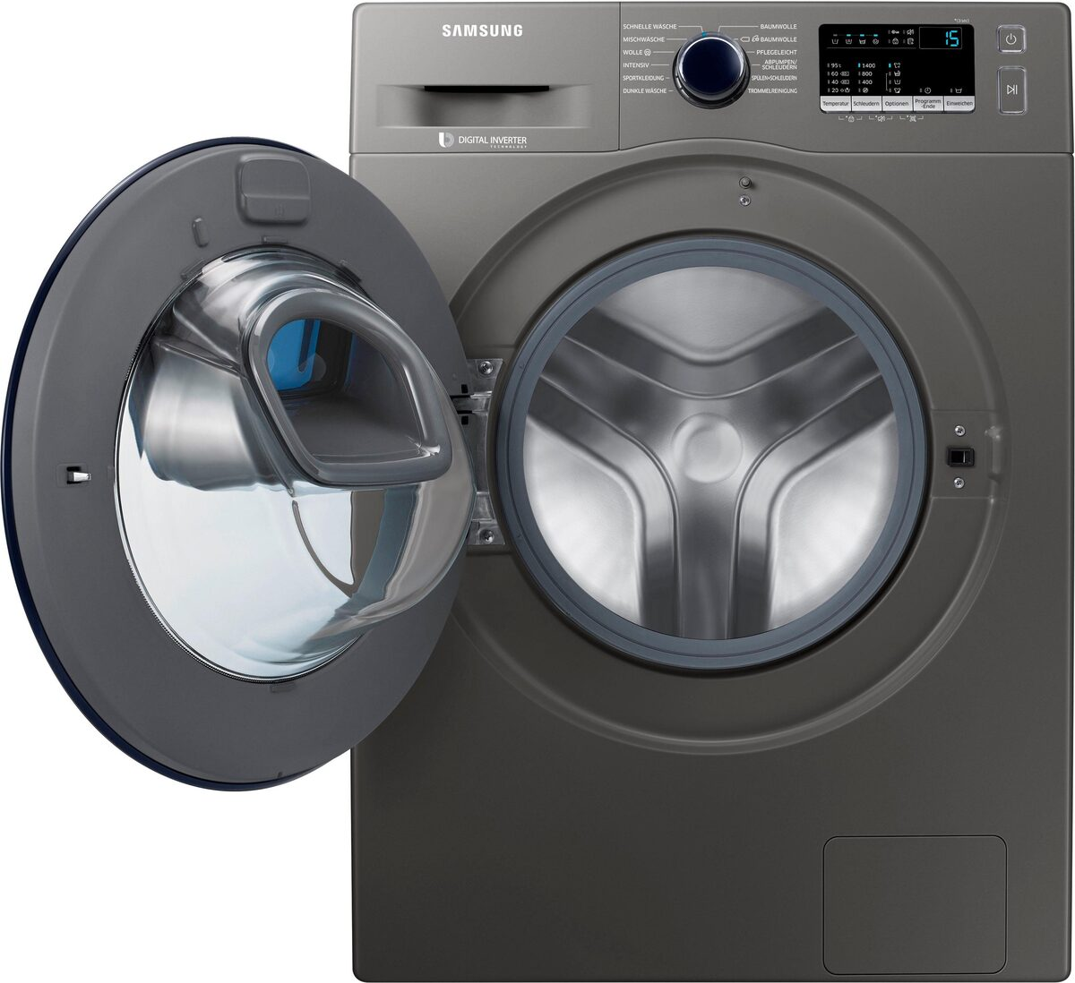 Bild 4 von Samsung Waschmaschine WW7EK44205X, 7 kg, 1400 U/Min, AddWash