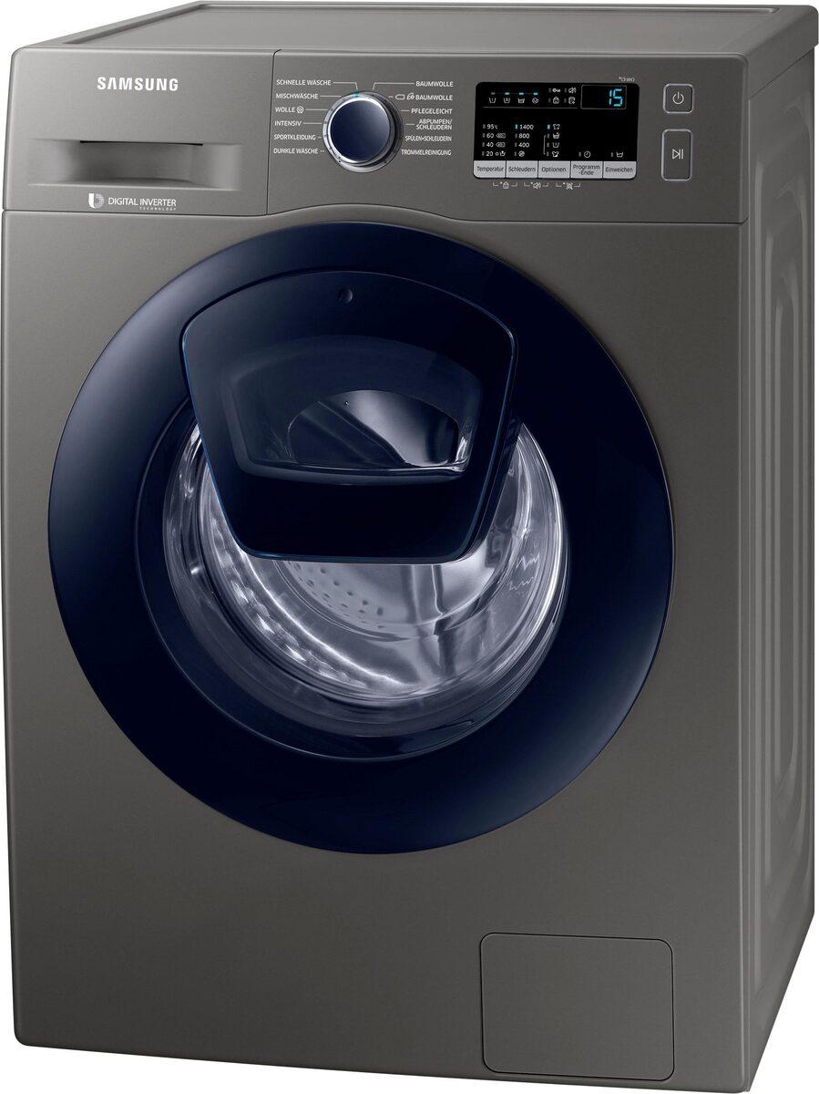 Bild 5 von Samsung Waschmaschine WW7EK44205X, 7 kg, 1400 U/Min, AddWash