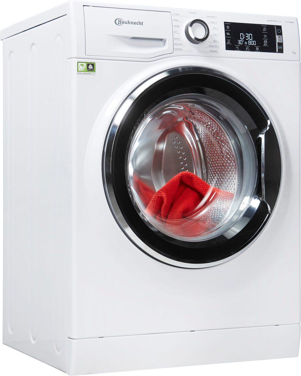 Bild 1 von BAUKNECHT Waschmaschine WM Elite 716 C, 7 kg, 1600 U/Min