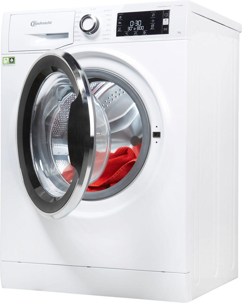 Bild 2 von BAUKNECHT Waschmaschine WM Elite 716 C, 7 kg, 1600 U/Min