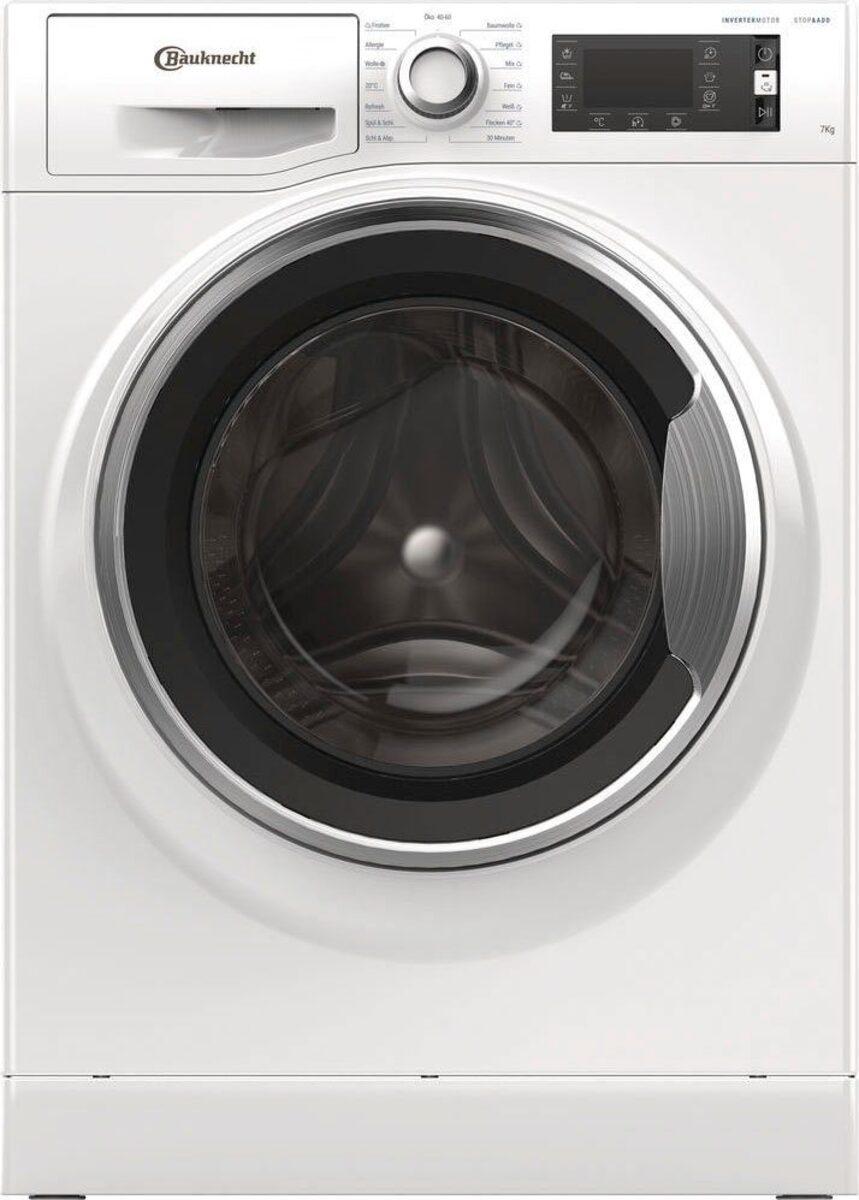 Bild 3 von BAUKNECHT Waschmaschine WM Elite 716 C, 7 kg, 1600 U/Min