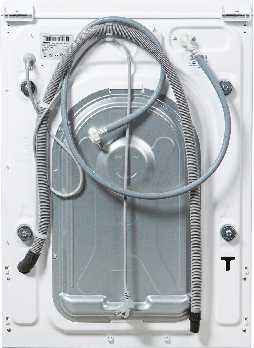 Bild 5 von Samsung Waschmaschine QuickDrive AddWash WW6800 WW8EM642OPW, 8 kg, 1400 U/Min, QuickDrive & WiFi-Steuerung