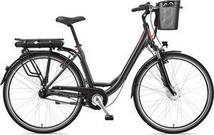 Telefunken E-Bike »RC657 Multitalent«, 7 Gang Shimano Nexus Schaltwerk, Nabenschaltung, Frontmotor 250 W