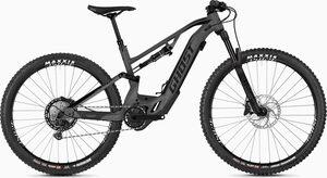 Ghost E-Bike »Hybride ASX 4.7+ AL U«, 12 Gang Shimano XT RD-M8100 12-S Schaltwerk, Kettenschaltung, 250 W