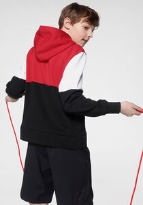 PUMA Kapuzensweatshirt »ALPHA HOODIE FLEECE BOYS«
