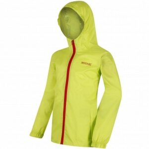 Regatta Regenjacke »Great Outdoors Kinder Kids Pack It Jacke III, wasserfest«