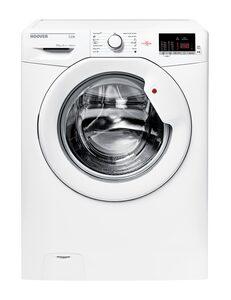 Hoover Waschmaschine HL 14102D3-S HL 14102D3-, 10 kg, 1400 U/Min, Energieeffizienzklasse A+++, Füllmenge 1-10 kg, NFC-Technologie, Mengenautomatik (Fuzzy Logic)