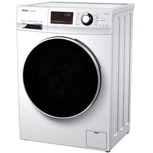 Haier Waschmaschine HW80-B16636, 8 kg, 1600 U/Min, Direct Motion Motor Vollwasserschutz Temperatur (C) Kalt - 90