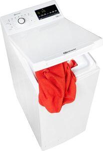 BAUKNECHT Waschmaschine Toplader WMT ZEN 6 BD, 6 kg, 1200 U/Min