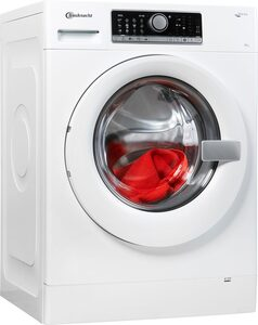 BAUKNECHT Waschmaschine BK 3000 WM Care 8418 Z, 8 kg, 1400 U/Min