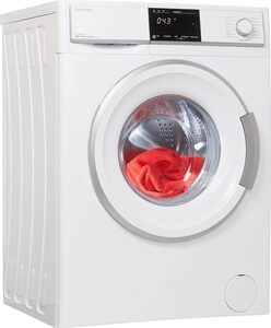 Sharp Waschmaschine ES-HFB8143W3-DE, 8 kg, 1400 U/Min