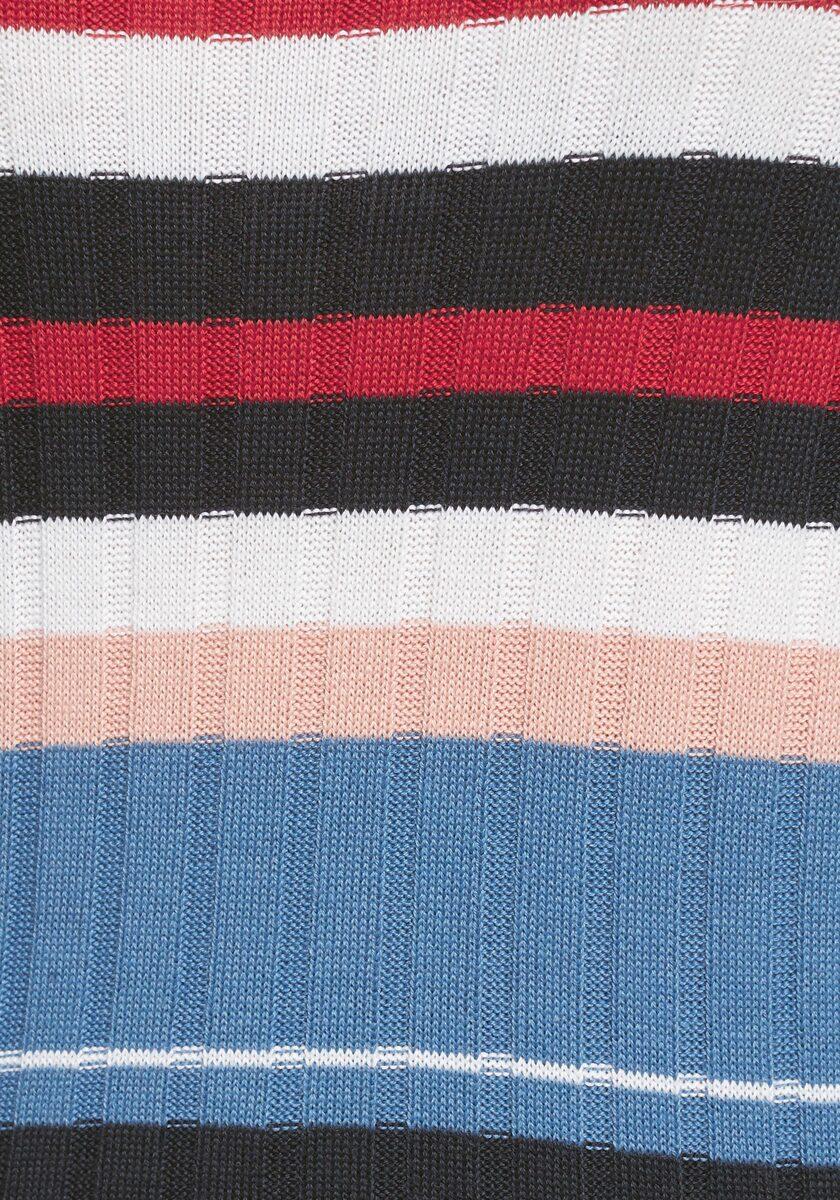 Bild 5 von KangaROOS Rundhalspullover im sportivem Streifen-Design