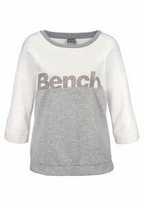 Bench. Sweatshirt im Colorblocking Design