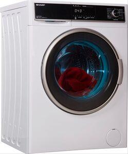 Sharp Waschmaschine ES-HFH914AW3-DE, 9 kg, 1400 U/Min