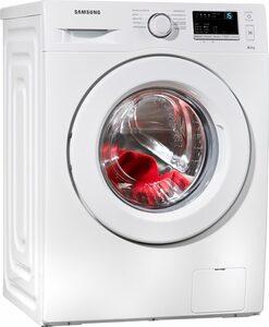 Samsung Waschmaschine WW3000 WW80J3470KW, 8 kg, 1400 U/Min, Pflegetrommel