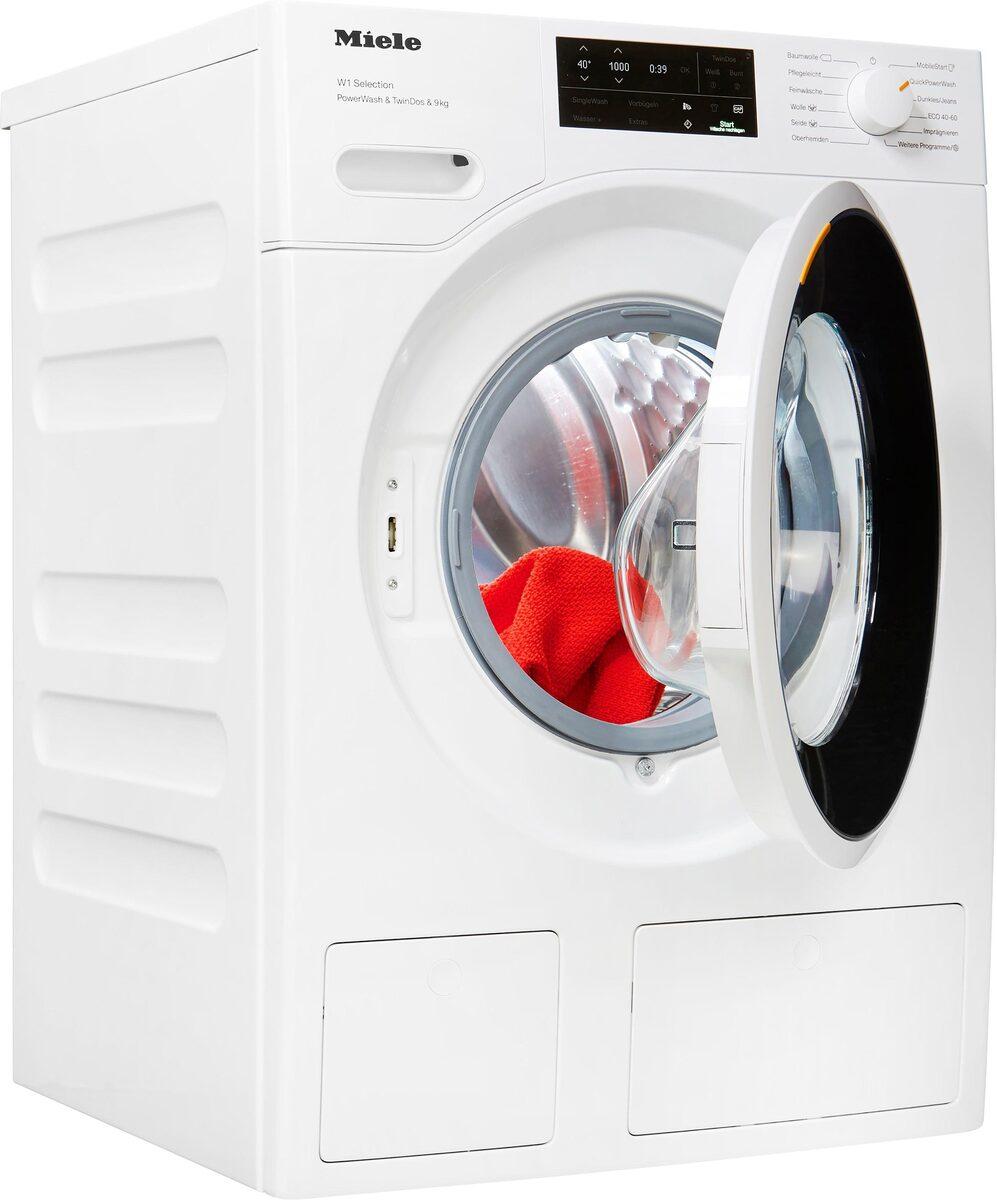 Bild 2 von Miele Waschmaschine WSI863 WCS PWash&TDos&9kg, 9 kg, 1600 U/Min