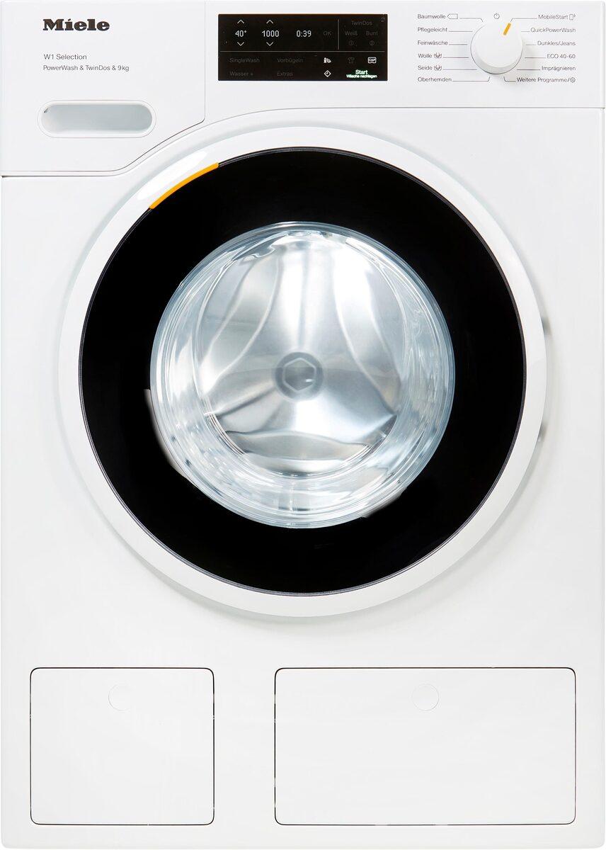Bild 3 von Miele Waschmaschine WSI863 WCS PWash&TDos&9kg, 9 kg, 1600 U/Min