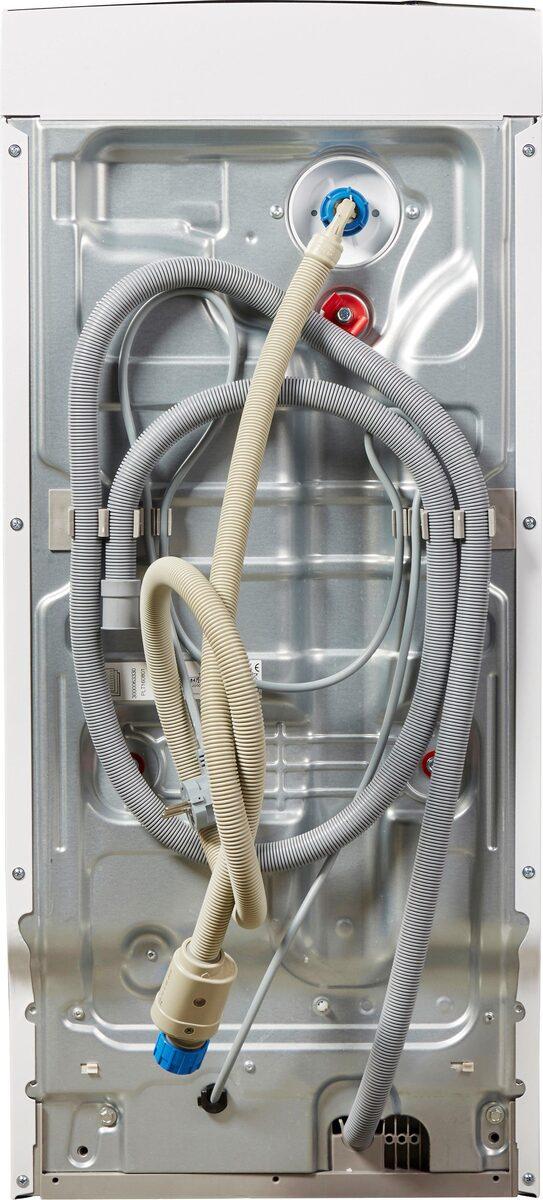 Bild 2 von AEG Waschmaschine Toplader L8TE84565, 6 kg, 1500 U/Min, ÖKOMix - Faserschutz