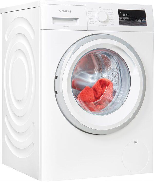 SIEMENS Waschmaschine iQ300 WM14NK20, 8 kg, 1400 U/Min von ...