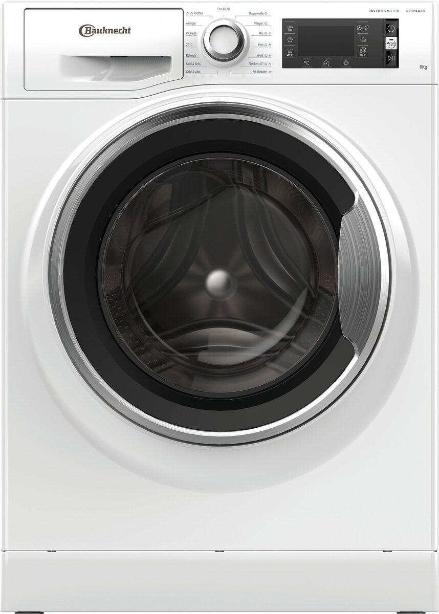 Bild 1 von BAUKNECHT Waschmaschine WM Elite 816 C, 8 kg, 1600 U/Min