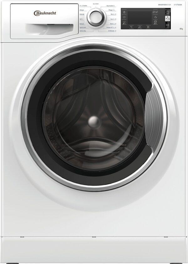 BAUKNECHT Waschmaschine WM Elite 816 C, 8 kg, 1600 U/Min