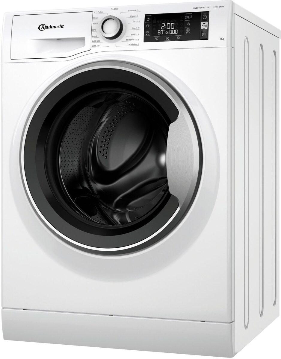 Bild 2 von BAUKNECHT Waschmaschine WM Elite 816 C, 8 kg, 1600 U/Min