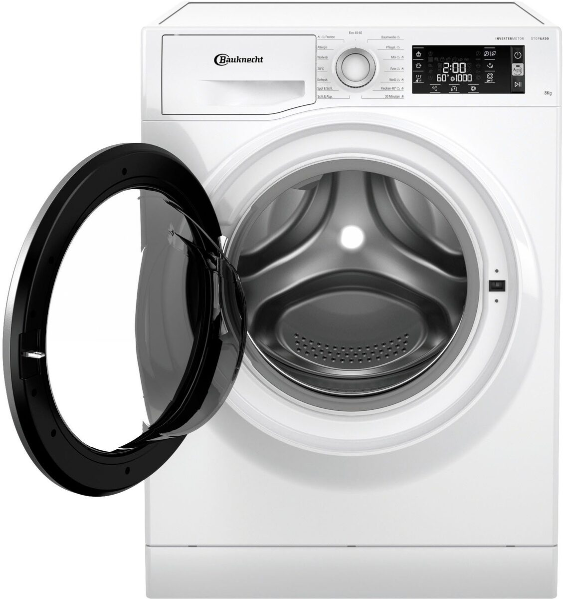 Bild 4 von BAUKNECHT Waschmaschine WM Elite 816 C, 8 kg, 1600 U/Min