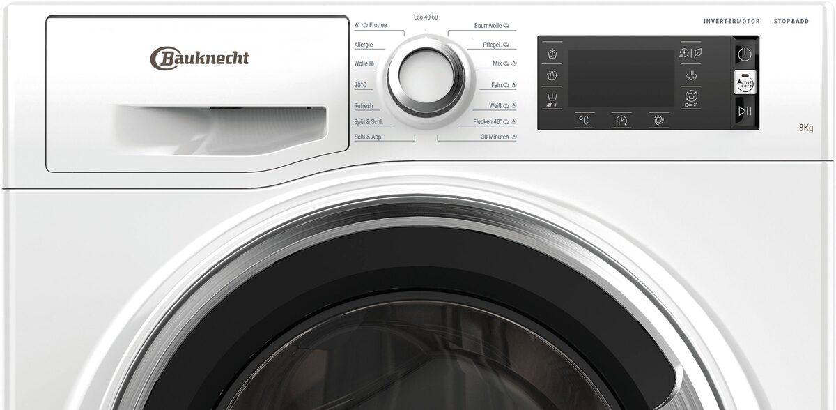 Bild 5 von BAUKNECHT Waschmaschine WM Elite 816 C, 8 kg, 1600 U/Min