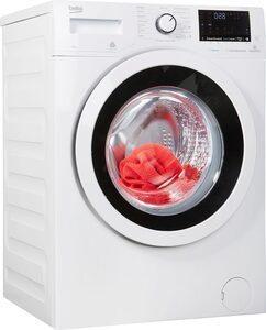 BEKO Waschmaschine WMY81466ST, 8 kg, 1400 U/Min