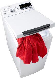 BAUKNECHT Waschmaschine Toplader WMT STYLE 722 ZEN, 7 kg, 1200 U/Min