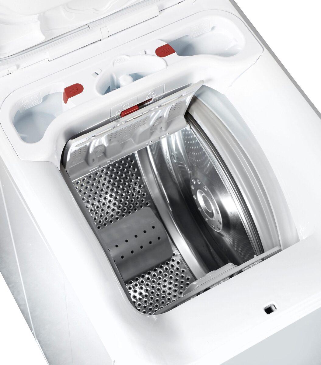 Bild 3 von AEG Waschmaschine Toplader L7TE74275, 7 kg, 1200 U/Min, ProSteam - Auffrischfunktion