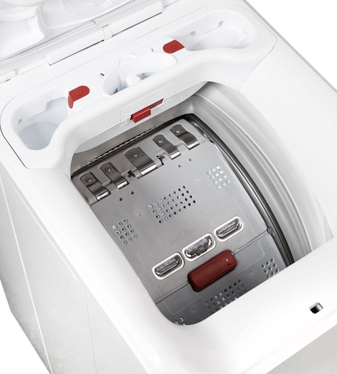 Bild 4 von AEG Waschmaschine Toplader L7TE74275, 7 kg, 1200 U/Min, ProSteam - Auffrischfunktion