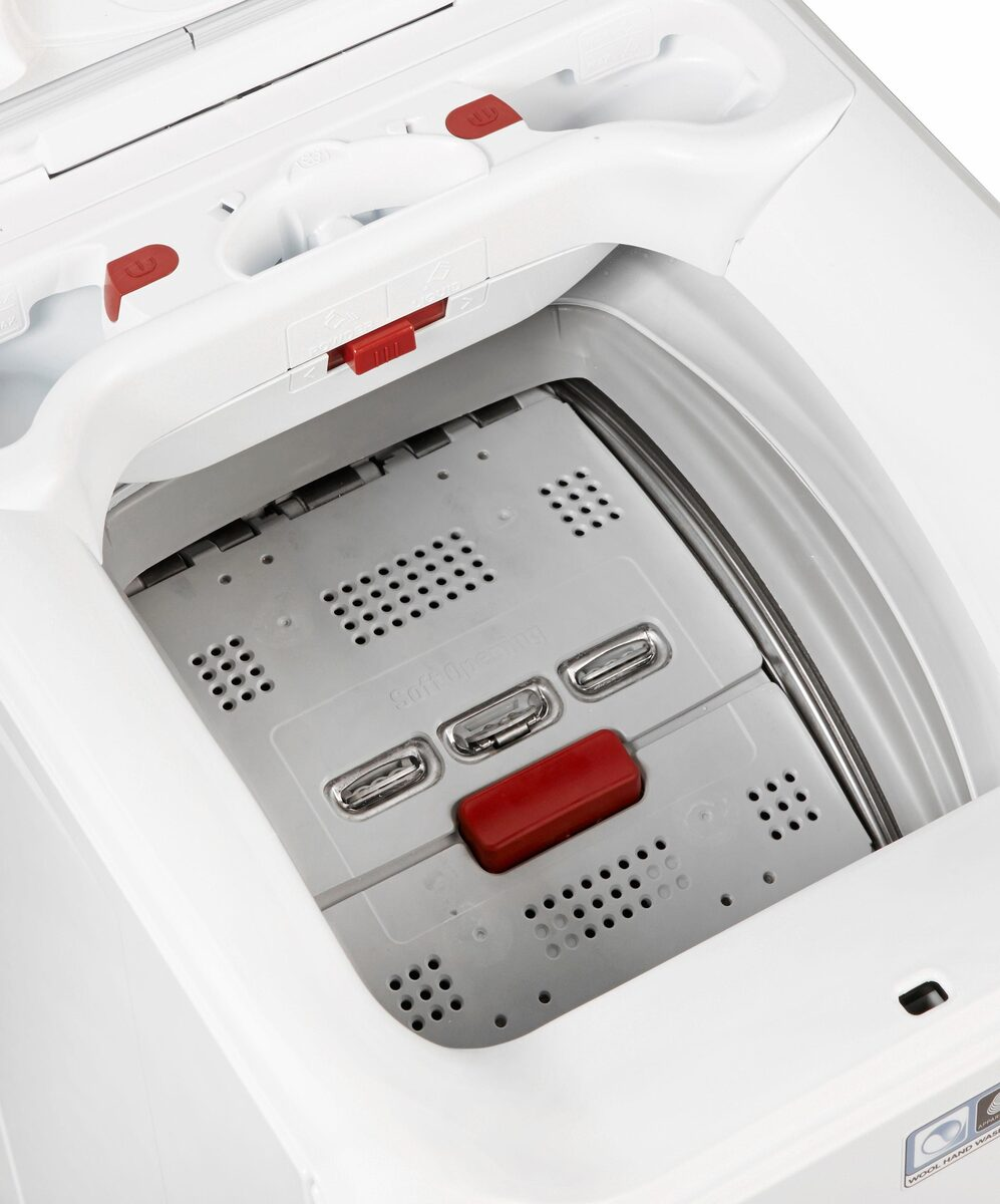 Bild 4 von AEG Waschmaschine Toplader 6000 L6TB41270, 7 kg, 1200 U/Min, Nachlegefunktion