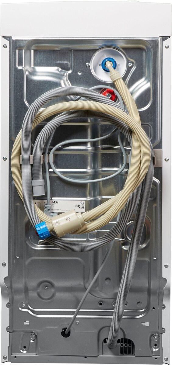 Bild 2 von AEG Waschmaschine Toplader L51260TL 913103502, 6 kg, 1200 U/Min, Nachlegefunktion