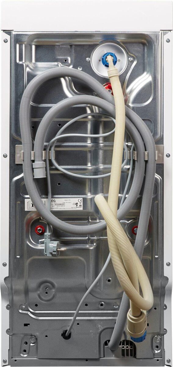 Bild 2 von AEG Waschmaschine Toplader L51060TL 913 103 501, 6 kg, 1000 U/Min, Nachlegefunktion