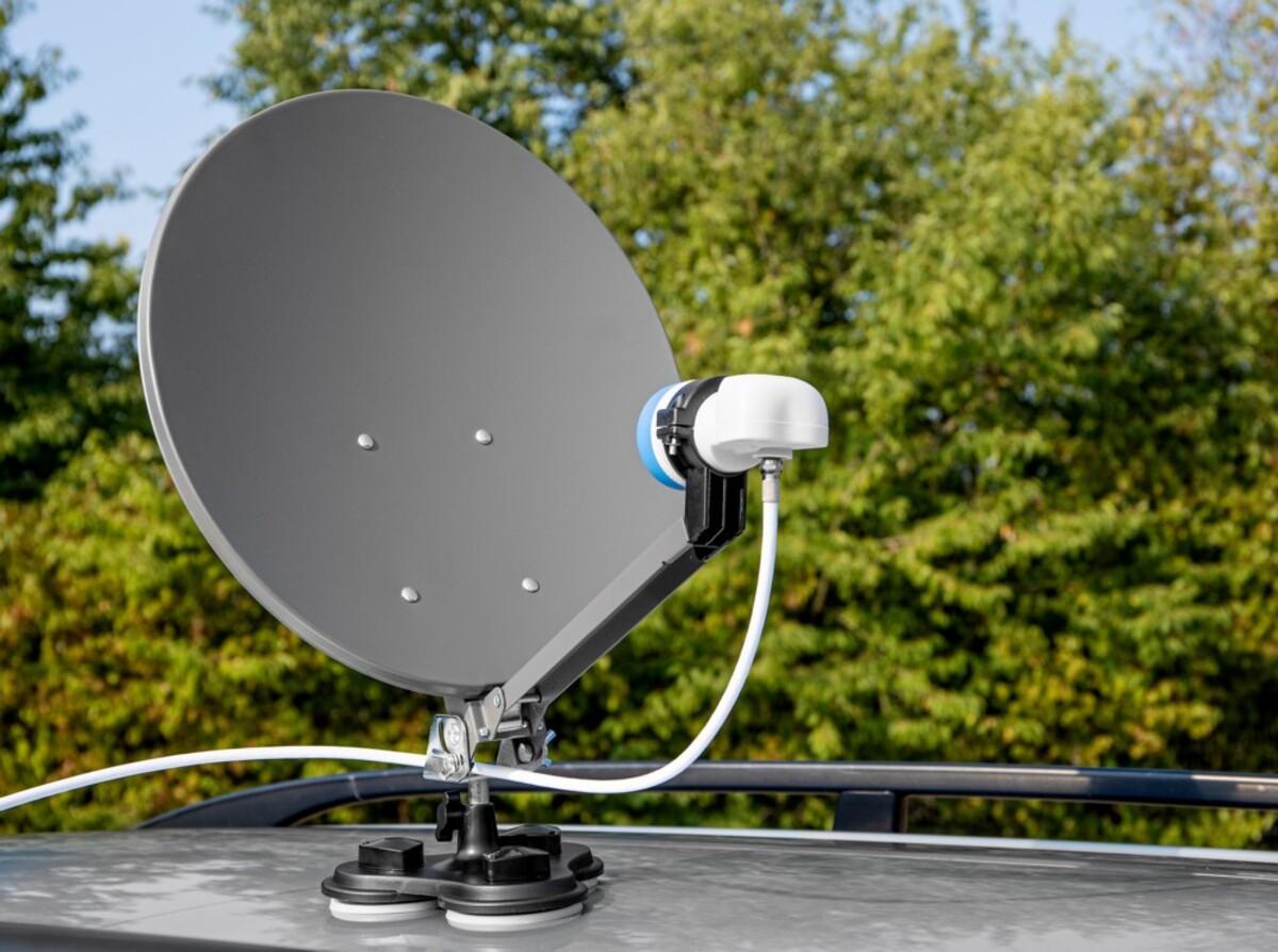 Bild 2 von Xoro HD-Camping Satellitenantennen-Set