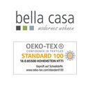 Bild 3 von Bella Casa XXL Kaschmir Touch Decke, ca. 180 x 220 cm, Frostgrau