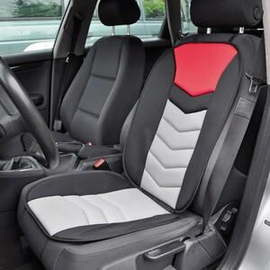 Diamond Car Design-Sitzauflage, Rot