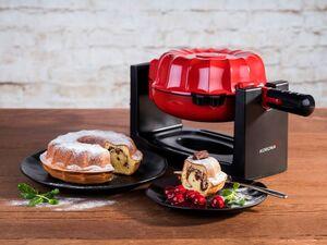 Korona 41060 Cake Maker schwarz-rot