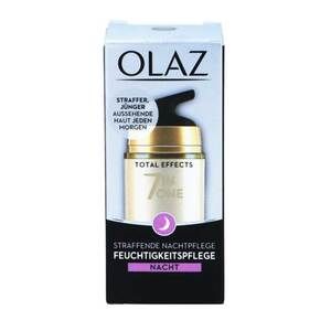 "Olaz Night Cream ""Total Effects 7-in-1"" 15 ml"