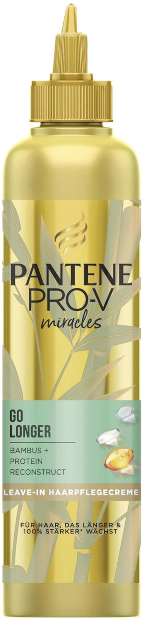 Pantene Pro-V Miracles Go Longer Protein Reconstruct Leave-In Haarpflegecreme