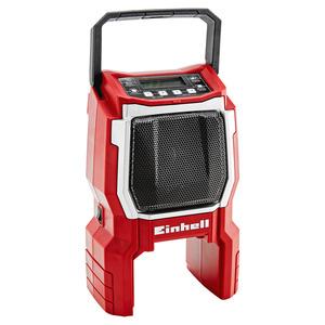 Einhell Akku-Baustellenradio 'Expert Plus' TE-CR 18 Li Solo Power X-Change