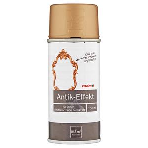 Antik-Effekt Sprühlack glänzend bronzefarben 150 ml
