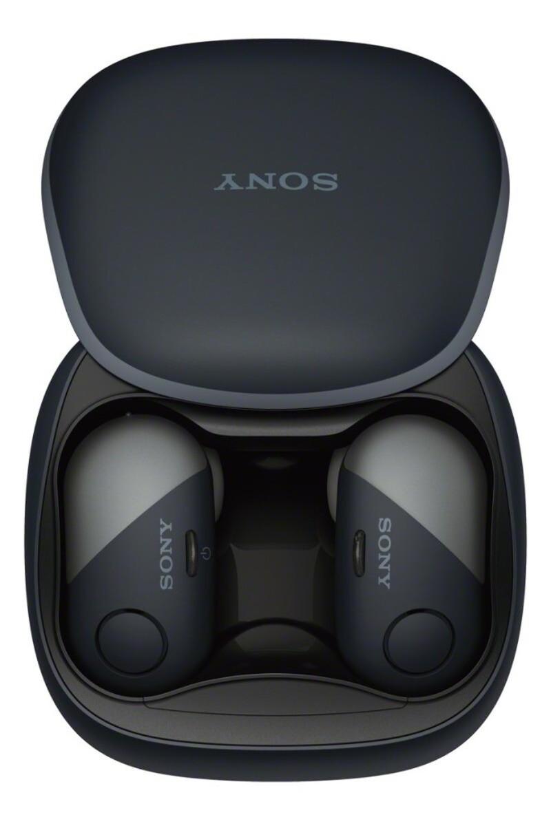Bild 3 von Sony WFSP700NB.CE7 schwarz Sport-Kopfhörer
