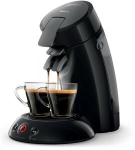 PHILIPS HD6554/22 Padmaschine (Crema-plus, Kaffee-boost-Technologie, Kaffeestärke-Wahl, 0,7 Liter, schwarz)