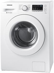 Samsung WW4000 WW70J44A3MW/EG Waschmaschine (Energieeffizienzklasse A+++, 7 kg, 1400 U/min, Vollwasserschutz, Diamond Pflegetrommel, ECO-Trommelreinigung, Weiß)