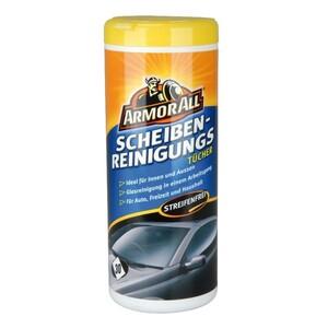 ArmorAll Scheiben Reinigungs Tücher 36Stk. Scheibenreiniger Reinigungstücher